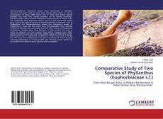 Capa do livro de Comparative Study of Two Species of Phyllanthus (Euphorbiaceae s.l.)