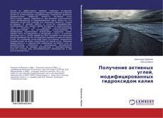 Bookcover of Получение активных углей, модифицированных гидроксидом калия