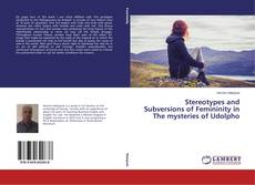 Bookcover of Stereotypes and Subversions of Femininity in The mysteries of Udolpho
