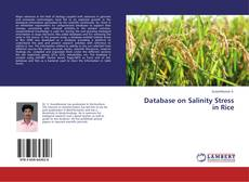 Portada del libro de Database on Salinity Stress in Rice