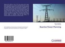 Copertina di Reactive Power Planning