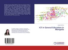 Buchcover von ICT in General Education in Mongolia