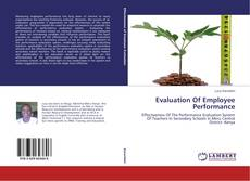 Evaluation Of Employee Performance的封面