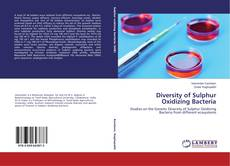 Bookcover of Diversity of Sulphur Oxidizing Bacteria