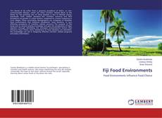 Fiji Food Environments kitap kapağı