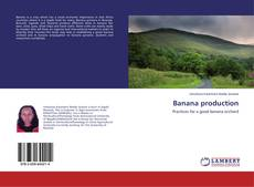 Bookcover of Banana production
