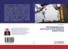Bookcover of Инновационные шахтные печи обжига известняка