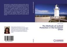 The Methods of Judicial Protection in the European Union kitap kapağı