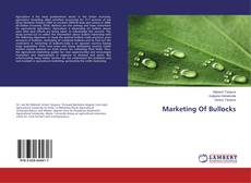 Bookcover of Marketing Of Bullocks