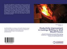 Buchcover von Productivity Improvement in Castings Shifting to Shell Mould Process