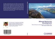 Bookcover of Mineral Resources Development