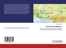 Bookcover of Sustaining Nigeria