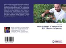 Portada del libro de Management of Verticillium Wilt Disease in Tomato