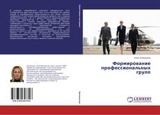 Bookcover of Формирование профессиональных групп