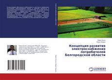 Обложка Концепция развития электроснабжения потребителей Белгородской области
