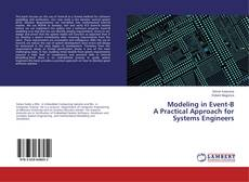 Bookcover of Modeling in Event-B A Practical Approach for Systems Engineers