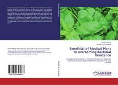 Portada del libro de Beneficial of Medical Plant to overcoming Bacterial Resistance