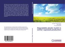 Bookcover of Degradable plastic mulch in winter rapeseed production