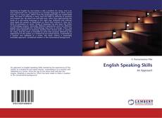 Bookcover of English Speaking Skills