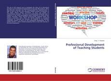 Portada del libro de Professional Development of Teaching Students