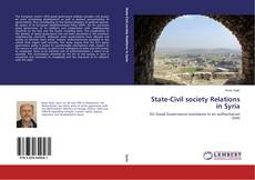 State-Civil society Relations in Syria的封面