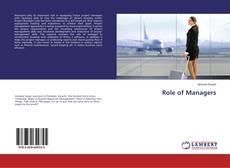 Copertina di Role of Managers