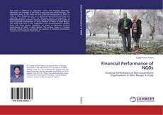 Capa do livro de Financial Performance of NGOs