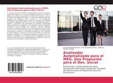 Bookcover of Analizador Automatizado para el MEG, Una Propuesta para el Des. Social