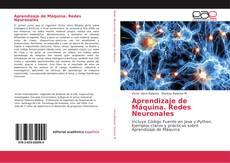 Обложка Aprendizaje de Máquina. Redes Neuronales
