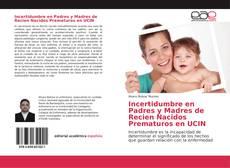 Bookcover of Incertidumbre en Padres y Madres de Recien Nacidos Prematuros en UCIN