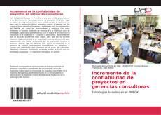 Capa do livro de Incremento de la confiabilidad de proyectos en gerencias consultoras