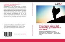 Обложка Psicología social del turismo y gastronomía peruana