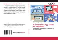 Portada del libro de Blended learning y estilos de enseñanza