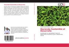 Capa do livro de Haciendo Sostenible el Desarrollo