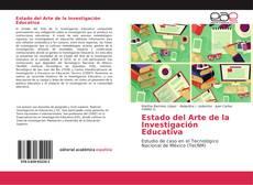 Portada del libro de Estado del Arte de la Investigación Educativa