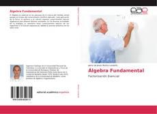 Bookcover of Álgebra Fundamental