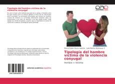 Capa do livro de Tipología del hombre víctima de la violencia conyugal