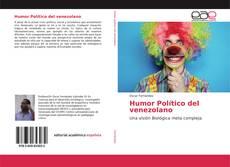 Capa do livro de Humor Político del venezolano