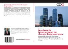 Copertina di Insolvencia Internacional de Grupos Empresariales