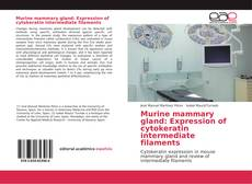 Bookcover of Murine mammary gland: Expression of cytokeratin intermediate filaments