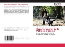 Bookcover of Caracterización de la Población Canina