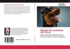 Portada del libro de Manual de anatomía del Perro
