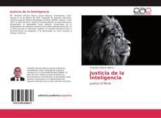 Portada del libro de Justicia de la Inteligencia