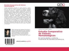 Buchcover von Estudio Comparativo de Valores Hematológicos