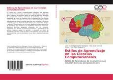 Обложка Estilos de Aprendizaje en las Ciencias Computacionales