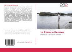 Bookcover of La Persona Humana