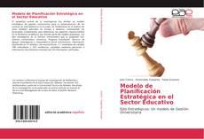 Portada del libro de Modelo de Planificación Estratégica en el Sector Educativo