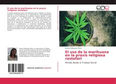 Capa do livro de El uso de la marihuana en la praxis religiosa rastafari