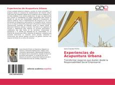 Bookcover of Experiencias de Acupuntura Urbana
