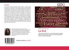 Capa do livro de La ELA